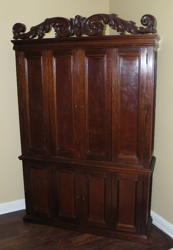 Renaissance Architectural Custom Old World Furniture