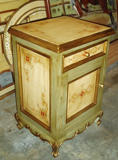 Renaissance Architectural Renaissance Hand Painted Furniture
