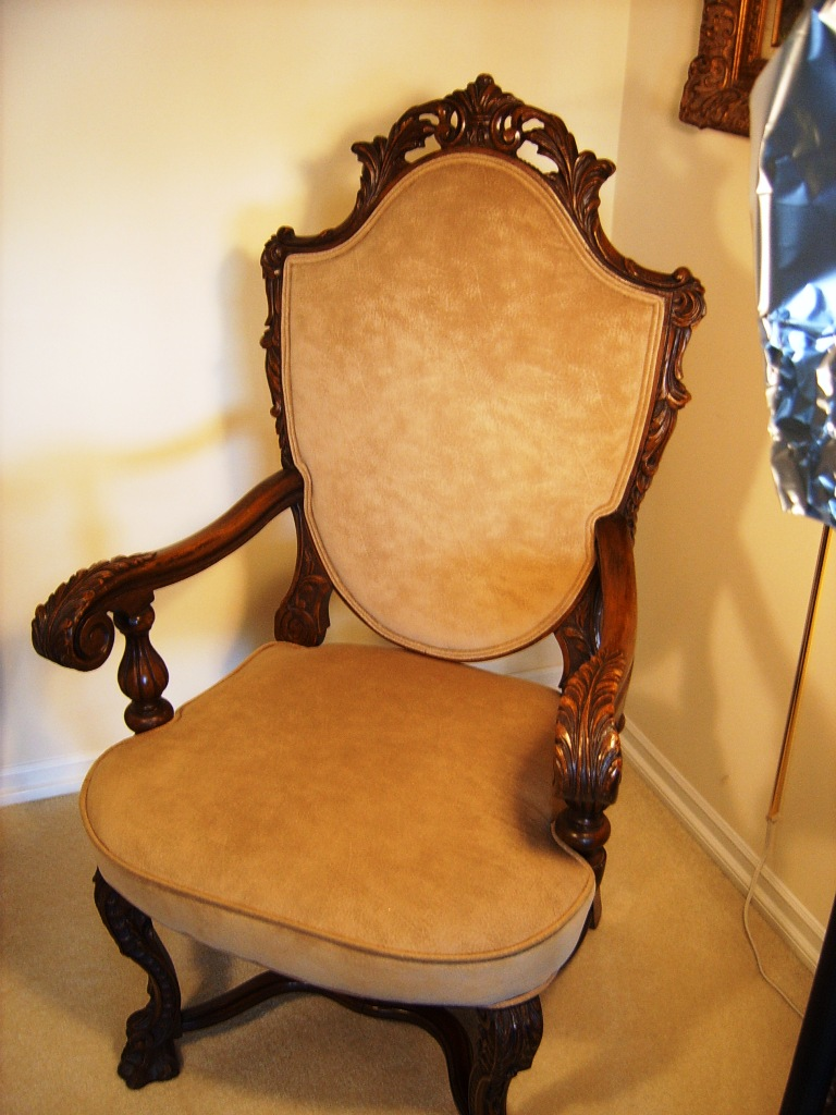 Renaissance Revival Dining Room Chair