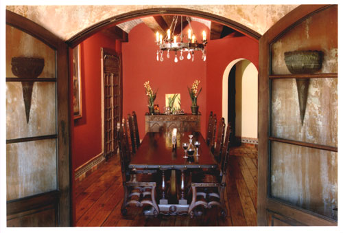 Spanish Revival Furniture